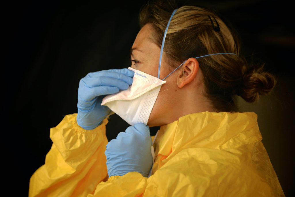 industries during the pandemic - protective equipment
